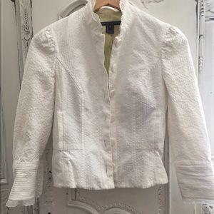 Marc Jacobs white jacket